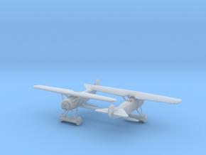 1/144 Fokker D VIII x 2 in Smooth Fine Detail Plastic