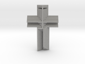 Scarpa Cross in Aluminum