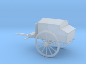 1/48 Scale Civil War Artillery Forge in Smooth Fine Detail Plastic