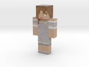 TookMyUsername | Minecraft toy in Natural Full Color Sandstone