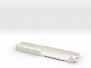 ICS L85 V6 M4 right in White Natural Versatile Plastic