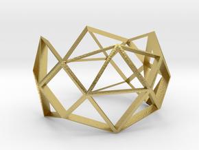 f23/f54 wristwear gmtrx in Natural Brass