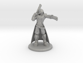 Overwatch Reaper 1/60 miniature for rpg and games in Aluminum