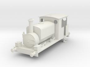 b-32-north-sunderland-mw-bamburgh-loco in White Natural Versatile Plastic