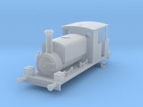 b-100fs-north-sunderland-mw-bamburgh-loco in Smooth Fine Detail Plastic