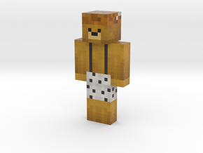 iGoDLiK3   Minecraft toy in Natural Full Color Sandstone