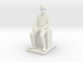 Printle C Homme 1671 - 1/24 in White Natural Versatile Plastic