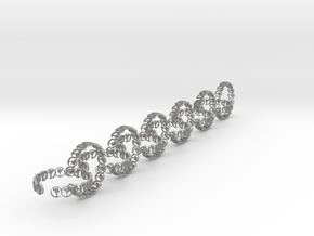 12 rings size 6  18.11 mm in Aluminum