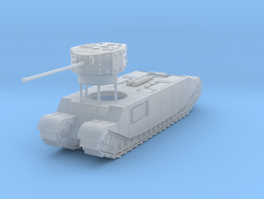 TOG 2 scale: 1:100 in Smooth Fine Detail Plastic