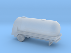 1/200 Scale M-388 Alcohol Tank Trailer in Smoothest Fine Detail Plastic