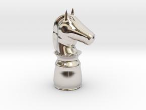 Knight White - Bullet Series in Platinum