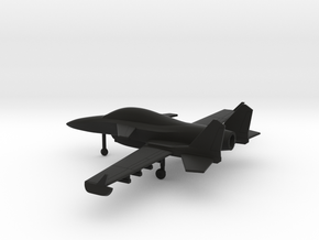 Stavatti SM-28 Machete in Black Natural Versatile Plastic: 1:160 - N