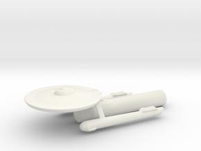 Ptolemy Class in White Natural Versatile Plastic