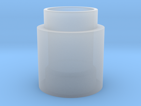 Button Activator in Smooth Fine Detail Plastic