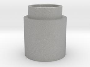Button Activator in Aluminum