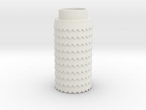 Freddie in White Natural Versatile Plastic