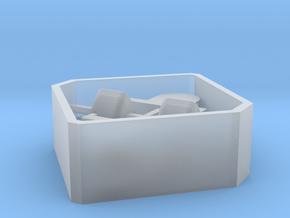 Hansa GT4 Reparatursatz in Smoothest Fine Detail Plastic