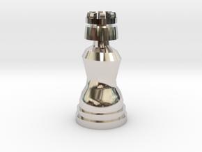 Rook White - Droid Series in Platinum