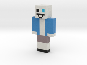 ItsTheRingLeader | Minecraft toy in Natural Full Color Sandstone