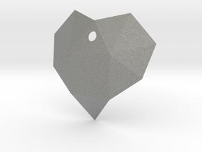 f11, f134 heart gmtrx in Gray Professional Plastic