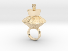 Rote - Bjou Designs in 14k Gold Plated Brass