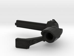 Piraka-Garai Lens in Black Natural Versatile Plastic