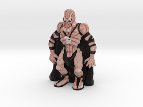 Puppet Master - Sutekh in Natural Full Color Sandstone