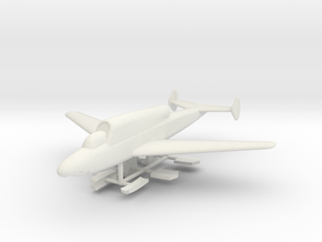 1/144 Arado TEW in White Natural Versatile Plastic