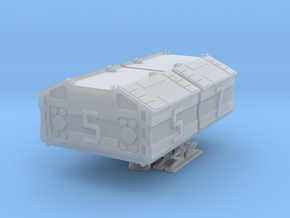 SPACE 2999 EAGLE 1/144 CONTAINER POD  in Smooth Fine Detail Plastic