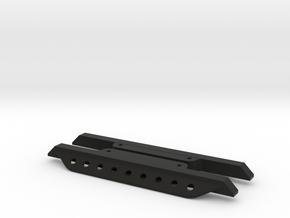 Tamiya Jeep Rock Slider Webbed CC-01 in Black Natural Versatile Plastic
