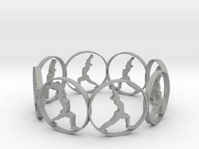 yoga bracelet in Aluminum