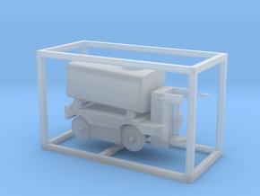 E-Karren Sprengwagen V1 - 1:120 TT in Smooth Fine Detail Plastic