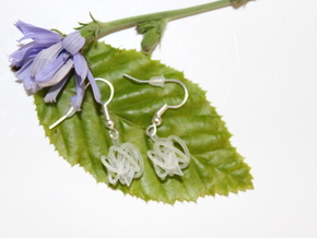 Knot-leaf in Smooth Fine Detail Plastic
