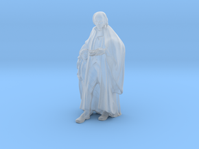 Printle C Couple 153 - 1/87 - wob in Smooth Fine Detail Plastic