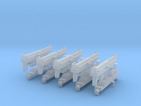 Ferrox Lasgun x10 #3-1 in Smooth Fine Detail Plastic