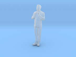 Printle C Homme 2442 - 1/87 - wob in Smooth Fine Detail Plastic
