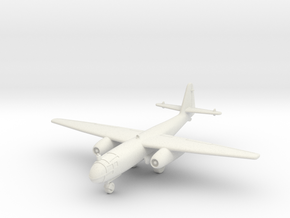 (1:144) Arado Ar 234B (with landing gear) in White Natural Versatile Plastic