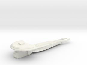 cardassian Scout in White Natural Versatile Plastic