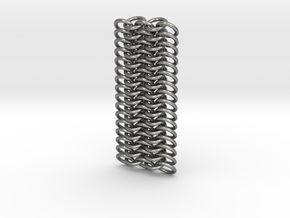 Omega Chainmail in Natural Silver