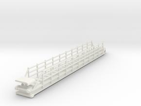 gangway - 1:50 in White Natural Versatile Plastic