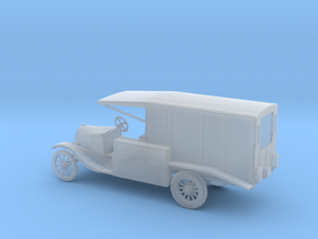 1/72 Scale Model T Ambulance in Smooth Fine Detail Plastic