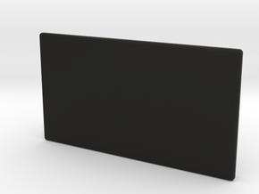 WSB-B-AINP-02 in Black Natural Versatile Plastic
