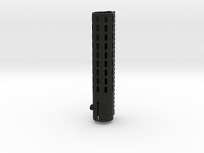DD HK416 Rail Alpha Model in Black Natural Versatile Plastic