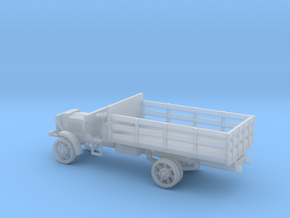 1/72 Scale Liberty Truck Cargo in Smooth Fine Detail Plastic