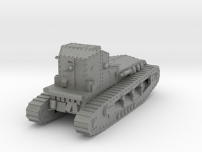 1/87 Mk.A Whippet tank in Gray PA12