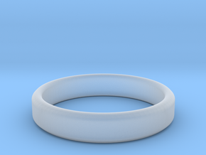 tough guy ring size 8 in Smoothest Fine Detail Plastic