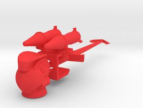 King Atlas Kreon Kit in Red Processed Versatile Plastic