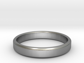 tough guy ring size 11.5 in Natural Silver