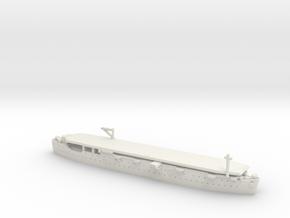 IJN Kumano Maru 1/2400 in White Natural Versatile Plastic