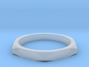 nut ring size 10 in Smoothest Fine Detail Plastic